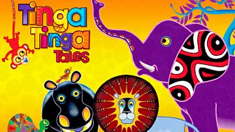 Tinga Tinga Tales - Series 2 - Why Hyena Has Short Back Legs