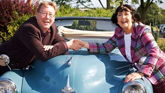 Antiques Road Trip - Series 10 Reversions: 9. Paul Laidlaw And Anita Manning - Days 2 And 3