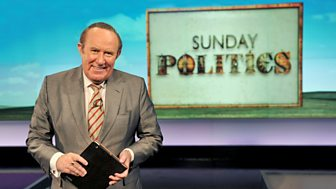 Sunday Politics North East and Cumbria