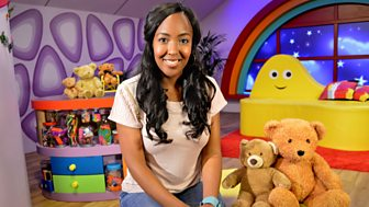 Cbeebies Bedtime Stories - 376. A Very Strange Creature