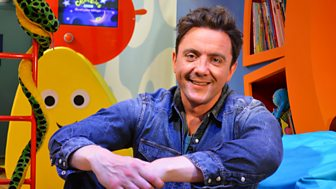 Cbeebies Bedtime Stories - A Squash And A Squeeze