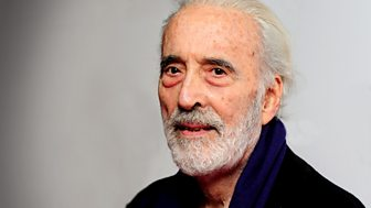 Christopher Lee's Fireside Tales