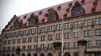 Writing the Century: The Dock, Nuremberg