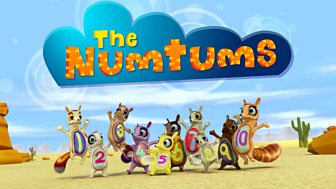 The Numtums - Series 1 - Vehicles