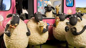 Shaun The Sheep - Series 4 - Cones