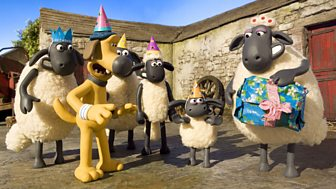 Shaun The Sheep - Series 4 - Happy Birthday Timmy!