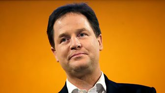Nick Clegg: The Liberal Who Came to Power