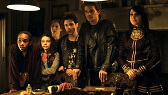 Young Dracula - Series 5: 6. The Enemy Within