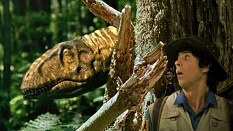 Andy's Dinosaur Adventures - Leaellynasaura And Egg