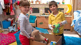 Topsy And Tim - Series 1 - Old Toys