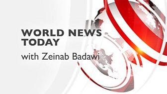 World News Today with Zeinab Badawi