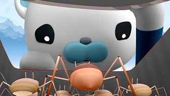 Octonauts - Series 3 - Sea Skaters