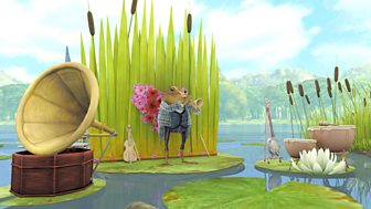 Peter Rabbit - The Tale Of Jeremy Fisher's Recital