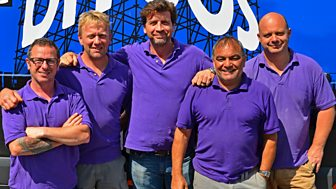 Diy Sos - Series 27: 3. The Big Build - Cheltenham