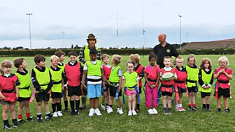 Mr Bloom: Here And There - Tag Rugby Club