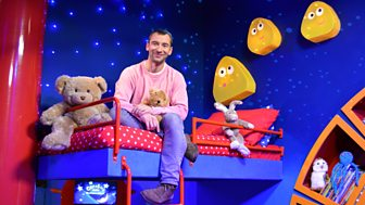 Cbeebies Bedtime Stories - The Crocodile Who Didn't Like Water