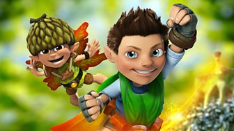 Tree Fu Tom - Series 5: 18. Ranger Tom And Ginormous George
