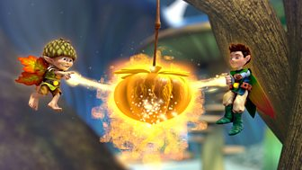 Tree Fu Tom - Series 3 - The Last Squizzle