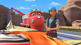 Chuggington - Series 4: 16. Special Rescue Team