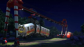 Chuggington - Series 4: 2. Wilson's Forest Flare