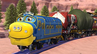 Chuggington - Series 4: 11. Brewster Leads The Way