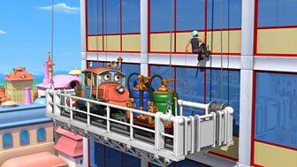 Chuggington - Series 4: 13. High-rise Rescue