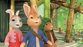 Peter Rabbit - The Tale Of The Hazelnut Raid