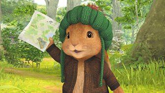 Peter Rabbit - The Tale Of Benjamin's Map