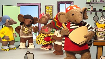 Rastamouse - Series 1 - Bakin' And Breakin'