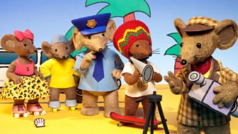 Rastamouse - Series 1: 5. Mice Camera Action