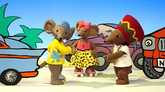 Rastamouse - Series 1: 10. Da Cool Cruiser