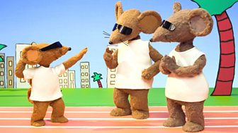Rastamouse - Series 1 - Shorty Shapes Up
