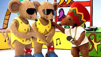 Rastamouse - Series 1 - Rollin' Raga Twins