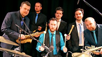 Alex Horne Presents The Horne Section