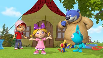 Everything's Rosie - Series 1: 6. The Curious Story Of Holly And The Four Bears
