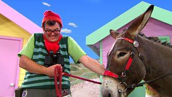 Grandpa In My Pocket - Series 5 - Mr Yomper Stomper's Donkey Day