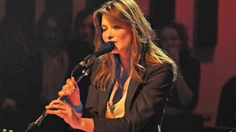 Carla Bruni's Postcards from Paris