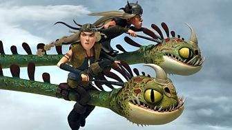Dragons - Riders Of Berk - Series 1 - Twinsanity