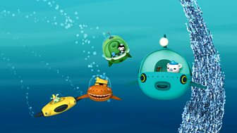 Octonauts - Series 1 - The Sardine School