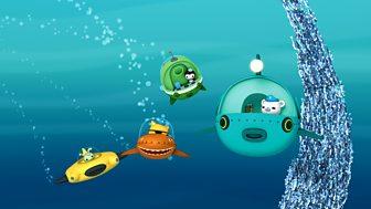 Octonauts - Series 1 - The Sardine School