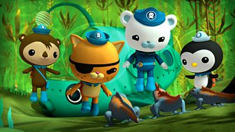 Octonauts - Series 1 - The Marine Iguanas