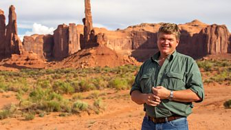 How The Wild West Was Won With Ray Mears - Deserts