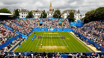 Tennis: Eastbourne - 2017: Day 1