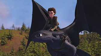 Dragons - Riders Of Berk - Series 1 - What Flies Beneath