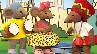 Rastamouse - Series 2 - Dude, Where's Mi Bongos?