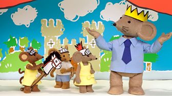 Rastamouse - Series 2 - Da King's Speech