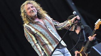 Glastonbury - 2014 - Robert Plant