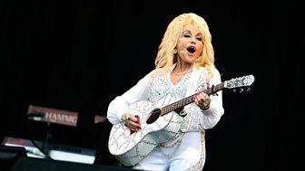Glastonbury - 2014: Dolly Parton