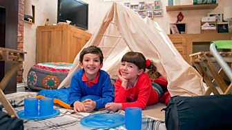 Topsy And Tim - Series 2 - Indoor Tent
