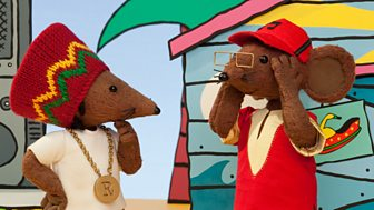 Rastamouse - Series 1 - Ready Red